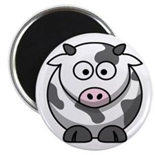 Cartoon Cow Magnet