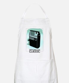Classic Tricorder Painting BBQ Apron