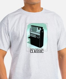 Classic Tricorder Painting T-Shirt