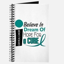 BELIEVE DREAM HOPE Cervical Cancer Journal