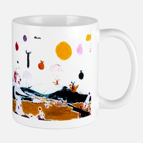 """Clowns at War"" non-wearables Mug"