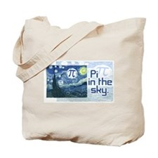 Pi in the Sky Tote Bag