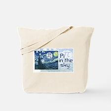 Pi in the Sky Tote Bag