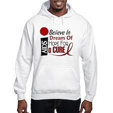 BELIEVE DREAM HOPE HIV & AIDS Hoodie