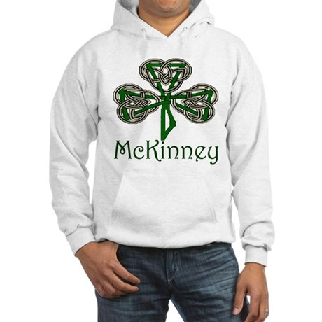 McKinney Shamrock Hooded Sweatshirt