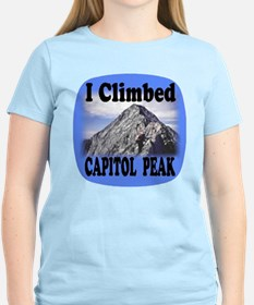 I Climbed Capitol Peak T-Shirt