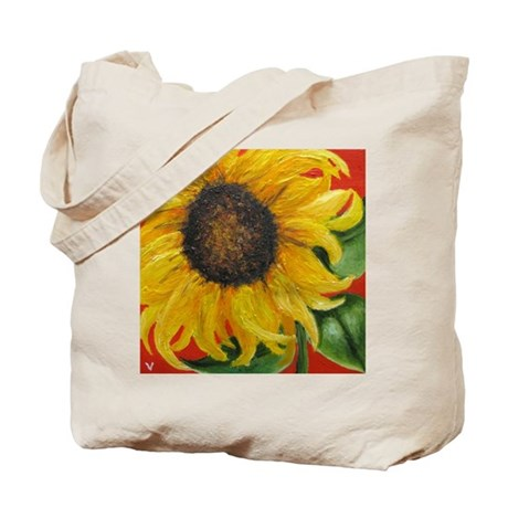 """Sunflower"" Tote Bag"