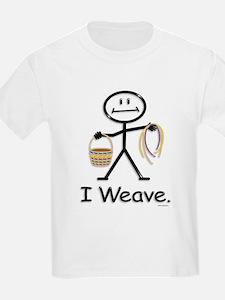 BusyBodies Basket Weaving Kids T-Shirt