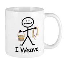 BusyBodies Basket Weaving Mug