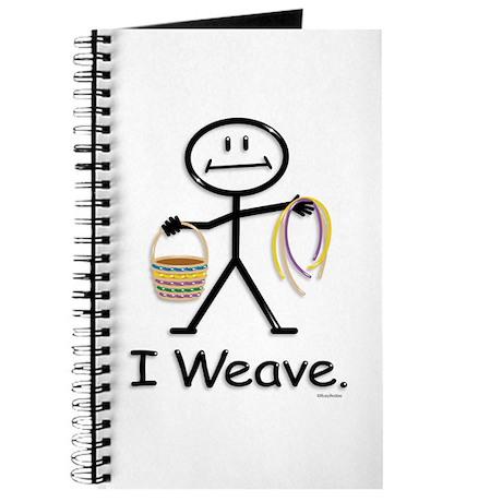 BusyBodies Basket Weaving Journal