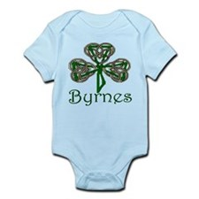 Byrnes Shamrock Infant Bodysuit