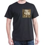 Have A Heart! Adopt A Dog! Dark T-Shirt