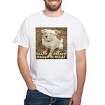 Have A Heart! Adopt A Dog! White T-Shirt