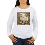 Have A Heart! Adopt A Dog! Women's Long Sleeve T-S