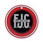 FJ&G Ornament (Round)