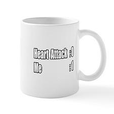"""""""Heart Attack Survivor"""" Mug"""
