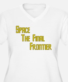 Space The Final Frontier T-Shirt