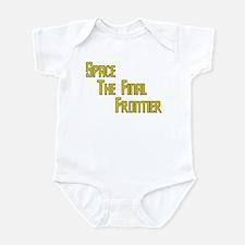 Space The Final Frontier Infant Bodysuit