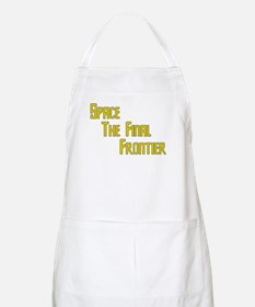 Space The Final Frontier BBQ Apron