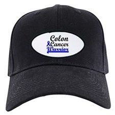 Colon Cancer Warrior Baseball Hat