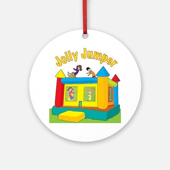 Jolly Jumper Ornament (Round)