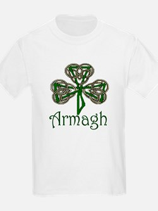 Armagh Shamrock T-Shirt