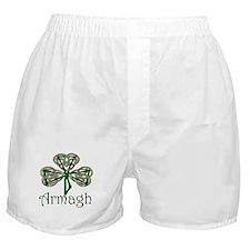Armagh Shamrock Boxer Shorts