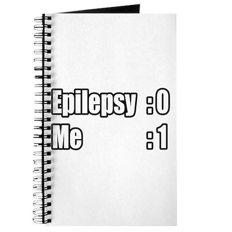 """""""I'm Beating Epilepsy"""" Journal"""