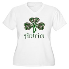 Antrim Shamrock T-Shirt