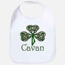 Cavan Shamrock Bib
