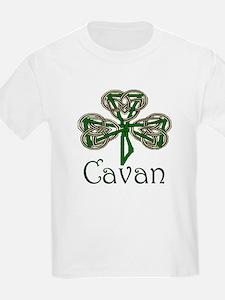 Cavan Shamrock T-Shirt