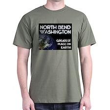 north bend washington - greatest place on earth Da