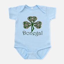 Donegal Shamrock Infant Bodysuit