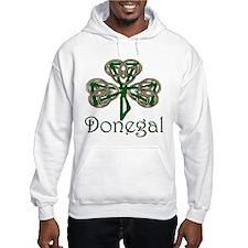 Donegal Shamrock Hoodie