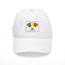 Fear Baseball Cap