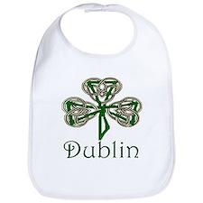 Dublin Shamrock Bib