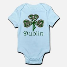 Dublin Shamrock Infant Bodysuit