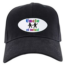 Uncle of twins! Baseball Cap