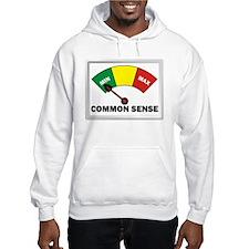 Common Sense Hoodie
