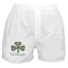 Fermanagh Shamrock Boxer Shorts