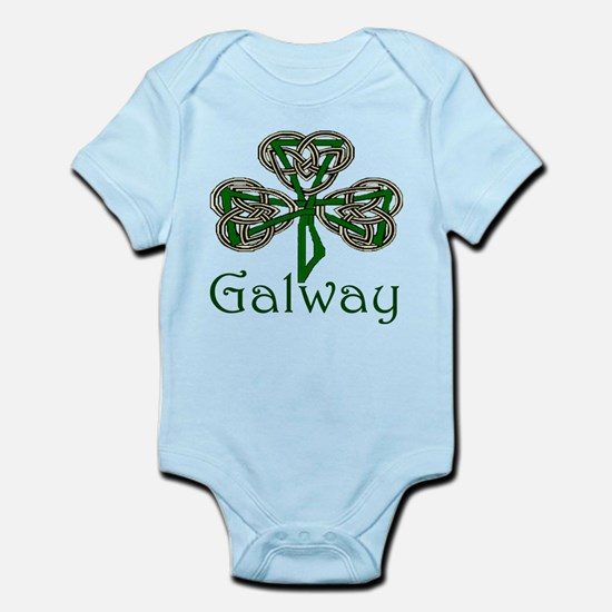 Galway Shamrock Infant Bodysuit