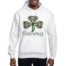 Galway Shamrock Hoodie