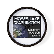 moses lake washington - greatest place on earth Wa