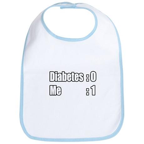 """I'm Beating Diabetes"" Bib"