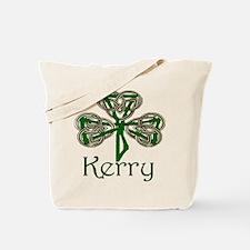 Kerry Shamrock Tote Bag