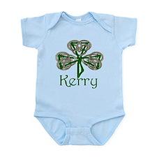 Kerry Shamrock Infant Bodysuit