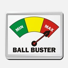 Ball Buster Mousepad