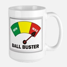 Ball Buster Large Mug