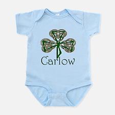 Carlow Shamrock Infant Bodysuit