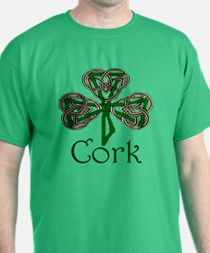Cork Shamrock T-Shirt
